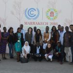 youth-delegates- at-cop22