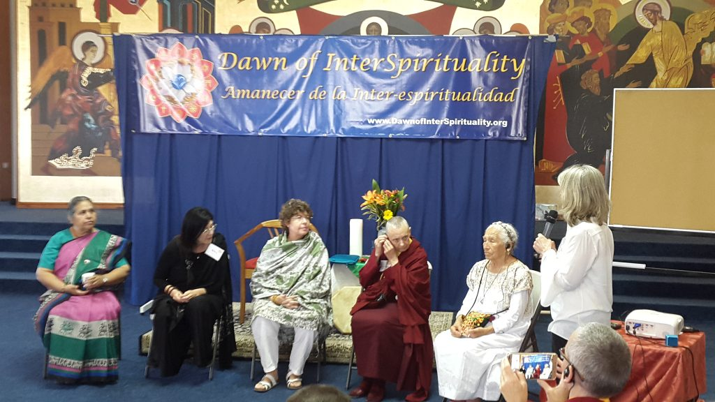 Conference Dawn Interspirituality