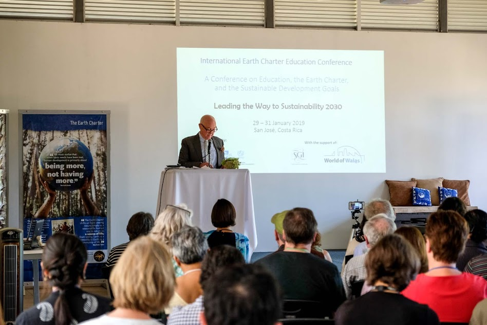 EC International Education Conference 2019 Report - Earth Charter