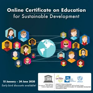 Online Certificate 2020 early bird